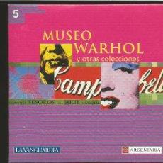 Coleccionismo: 13 CD DE MUSEOS IMPORTANTES DEL MUNDO. Lote 142666126