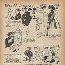 Coleccionismo: LAMINA 11730: NOTAS DEL VERANEO. Lote 143331265