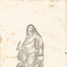 Coleccionismo: LAMINA 11575: EL EVANGELISTA SAN JUAN. Lote 143340926