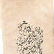 Coleccionismo: LAMINA 11577: EL DEGUELLO DE LOS INOCENTES. Lote 143341008