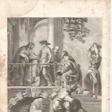 Coleccionismo: LAMINA 11578: LA VISITACION. Lote 143341041