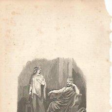 Coleccionismo: LAMINA 11562:MITIDRATES EL GRANDE. Lote 143341985