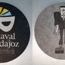 Coleccionismo: POSAVASOS CARNAVAL DE BADAJOZ 2007. Lote 143354854