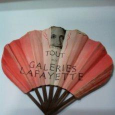 Coleccionismo: PAI PAI GALERIAS LAFAYETTE , ABANICO. Lote 143660229