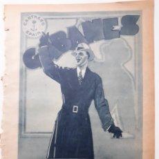 Coleccionismo: GABANES CARTAGO. / COMIENZAN LAS MISSES. 1934. Lote 143941432