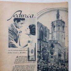 Coleccionismo: EL SABADO DE GLORIA EN VALENCIA. 1934. Lote 143942420