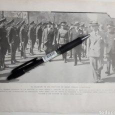 Coleccionismo: EL TRASPASO DE LOS SERVICIOS DE ORDEN PÚBLICO A CATALUÑA. 1934. Lote 143942618