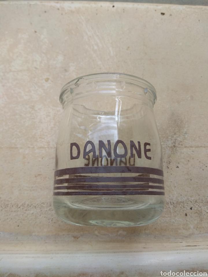 Coleccionismo: Antiguo Vaso - Tarro de Danone - Foto 3 - 144110096