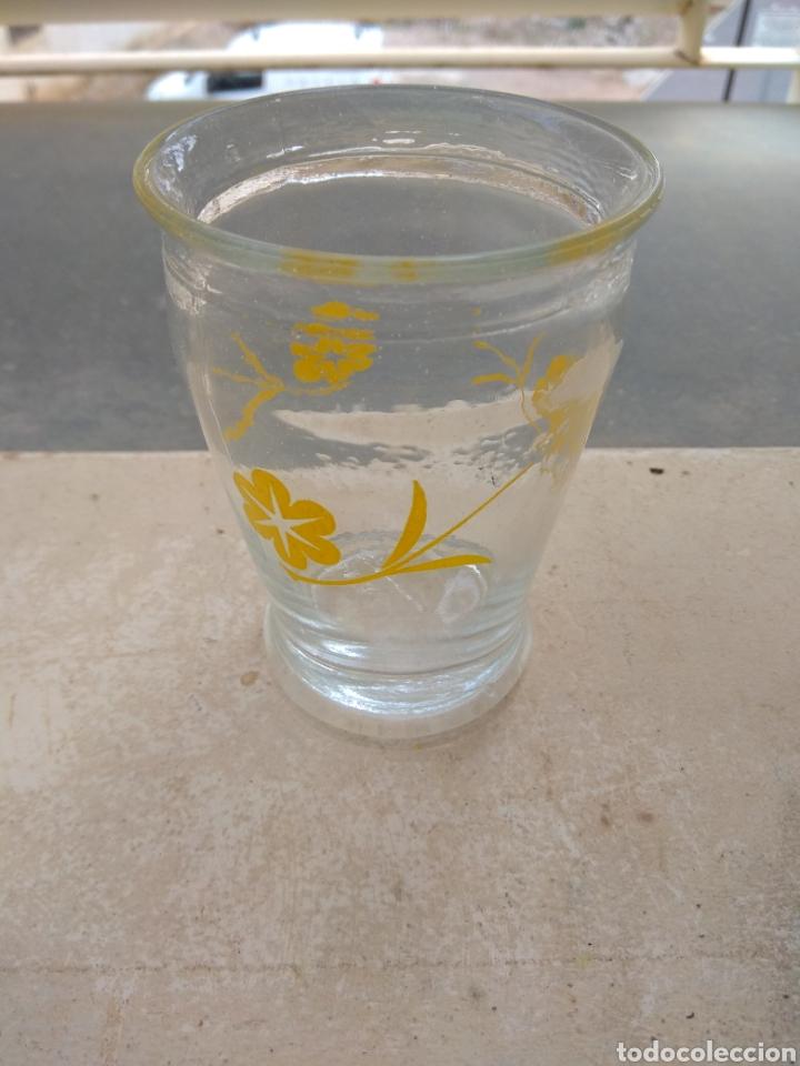 Coleccionismo: Antiguo Vaso - Tarro Leche Condensada Nogueroles - Foto 2 - 144110534
