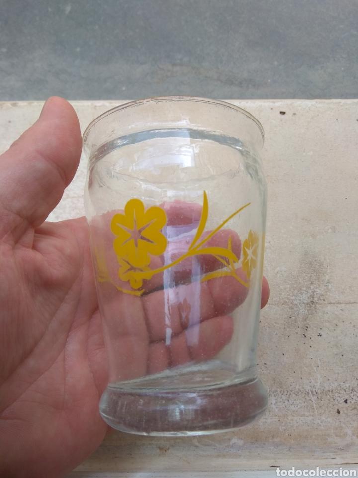 Coleccionismo: Antiguo Vaso - Tarro Leche Condensada Nogueroles - Foto 4 - 144110534