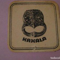Coleccionismo: POSAVASOS DE BAR HAWAIANO KAHALA.. Lote 149250552