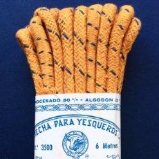 Coleccionismo: ANTIGUA MECHA PARA MECHEROS / YESQUEROS EL TORO - HILO AZUL REGISTRADO - GERONA NUEVA AÑOS 60 / 70. Lote 145495406