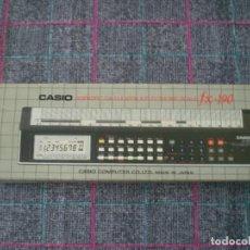 Coleccionismo: ANTIGUA CALCULADORA CASIO FX-190. NUEVA, SIN USAR.. Lote 145883966
