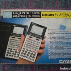 Coleccionismo: ANTIGUA CALCULADORA CASIO FX-8500G. NUEVA, SIN USAR.. Lote 145884294