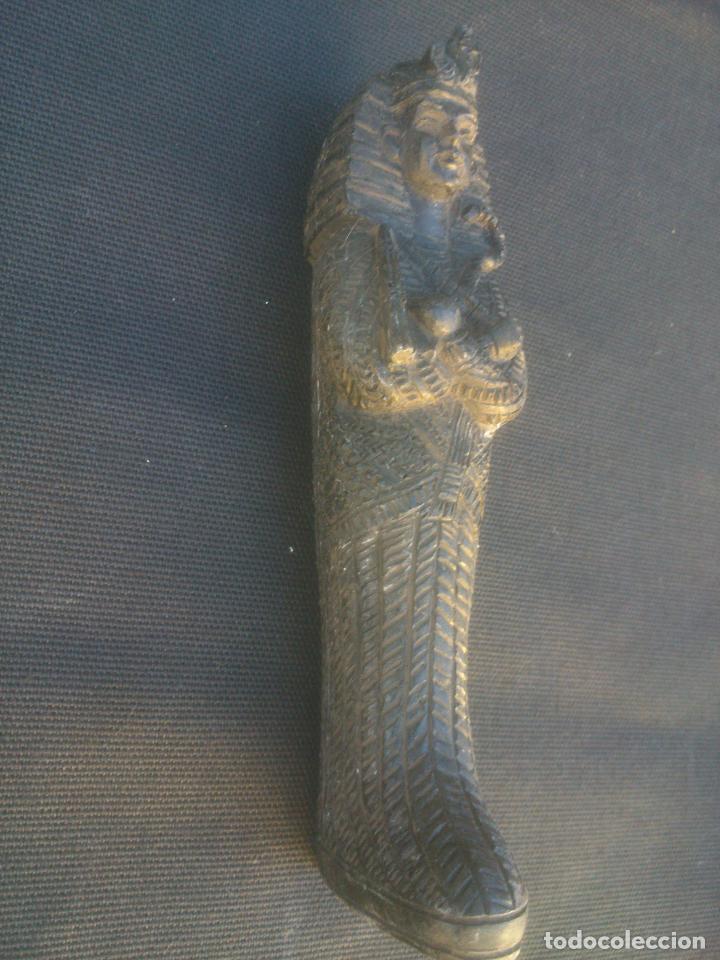 Coleccionismo: Figuras Egipcias de Resina de la Coleccion Egiptomania - Foto 3 - 146596614