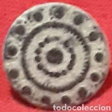 Coleccionismo - Botón civil decorado - 146933060