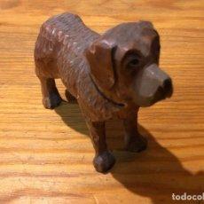 Coleccionismo: MUGRES Y MUGRECILLAS DIVERSAS--ANIMALES MINIATURA-PERRO SAN BERNARDO(17€). Lote 147620810