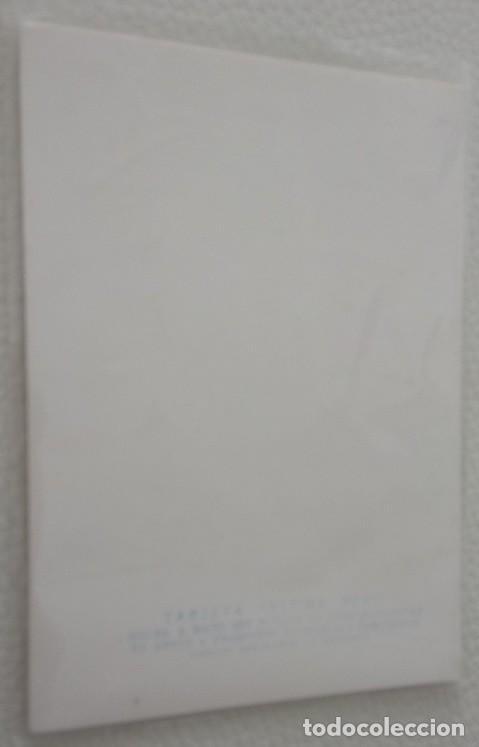 Coleccionismo: Postal hecha a mano - Foto 2 - 147626998