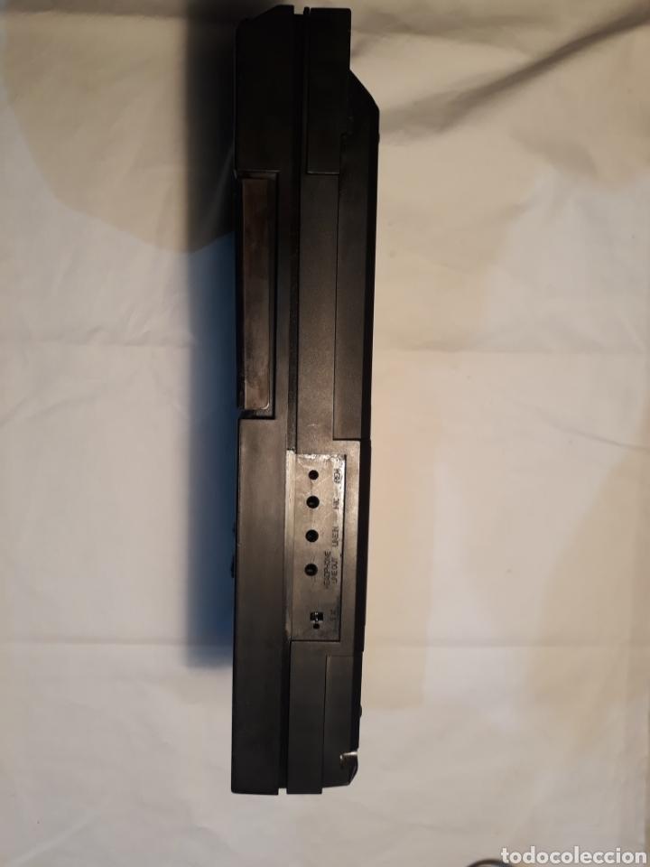 Coleccionismo: Grabadora philips D6350,funcionando. - Foto 4 - 147998538