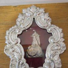 Coleccionismo: CUADRO VIRGEN DE LAS ANGUSTIAS. Lote 148195686