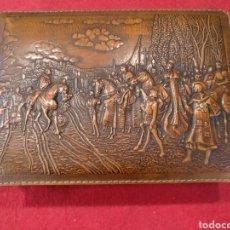 Coleccionismo: CAJA PARA PUROS Y CIGARROS.. Lote 149210188