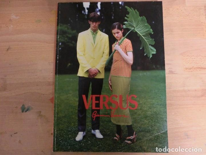39e42c2e28 versace catalogo 1996 nº12 - Buy Other Collectables at todocoleccion ...