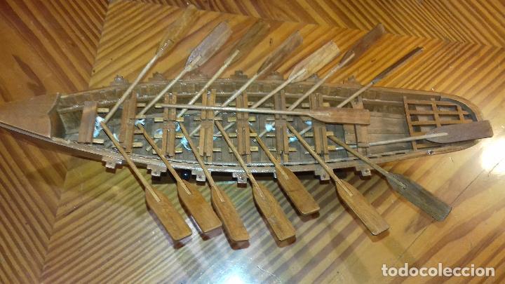 Coleccionismo: Trainera - Foto 3 - 149986610