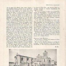Coleccionismo: LAMINA 12311: CATEDRAL DE TARRAGONA. Lote 150281405