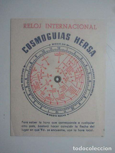db49436b7abb reloj internacional - cosmoguías hersa - en pap - Comprar Documentos ...