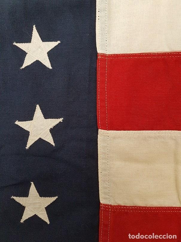 BANDERA ORIGINAL ESTADOS UNIDOS USA EEUU (Coleccionismo - Varios)