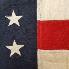 Coleccionismo: BANDERA ORIGINAL ESTADOS UNIDOS USA EEUU. Lote 150604650