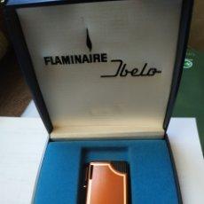Coleccionismo: MECHERO FLAMINAIRE IBELO.. Lote 150739629