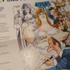 Coleccionismo: LA UNIÓN EUROPEA, SIETE INTENTOS POR LAS MALAS Y UNO POR LAS BUENAS (1997).. Lote 150823338