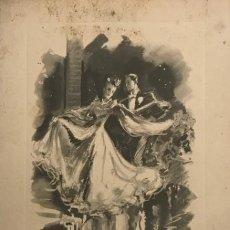 Coleccionismo: ANTIGUA MINUTA DEL HOTEL RITZ. DÎNER EN SYMPHONIE. 1945. 17,5X24,8 CM. Lote 147474122