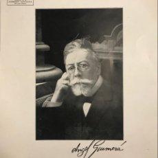 Coleccionismo: 1928 DIADA DEL LLIBRE. ANGEL GUIMERÀ 21,6X25 CM. Lote 151361354