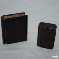 Coleccionismo: CERILLERA ANTIGUAS .. Lote 151526346