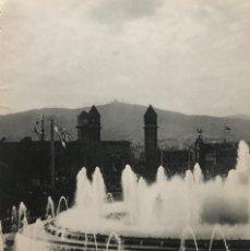 Coleccionismo: 1960 FOTOGRAFÍAS DE BARCELONA 16,5X22,3 CM. Lote 151947494