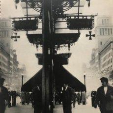 Coleccionismo: 1960 FOTOGRAFÍAS DE BARCELONA 16,5X22,3 CM. Lote 151947594