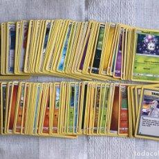 Coleccionismo: LOTE 130 CARTAS POKEMON - SOL Y LUNA Y OTRAS EXPANSIONES. Lote 151955062