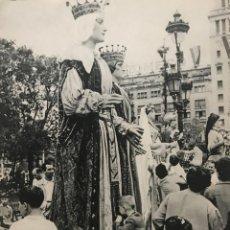 Coleccionismo: 1960 FOTOGRAFÍAS DE BARCELONA 16,5X22,3 CM. Lote 151971002