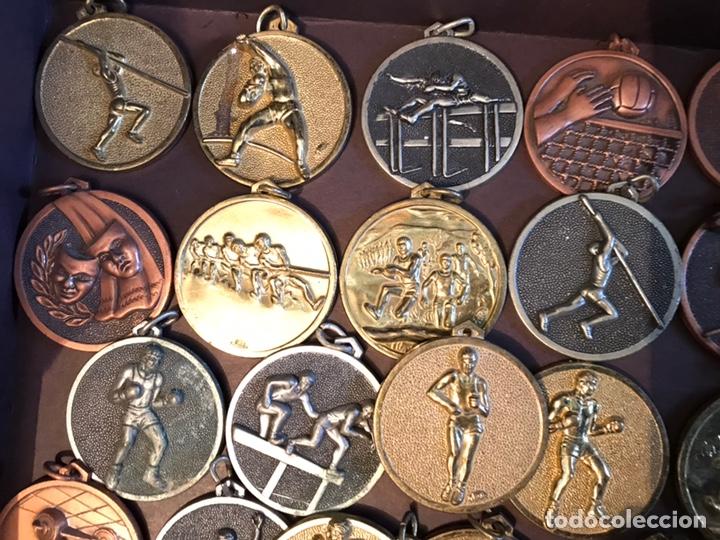 Coleccionismo: Medallas deportivas. - Foto 2 - 152718576