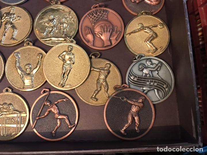 Coleccionismo: Medallas deportivas. - Foto 5 - 152718576