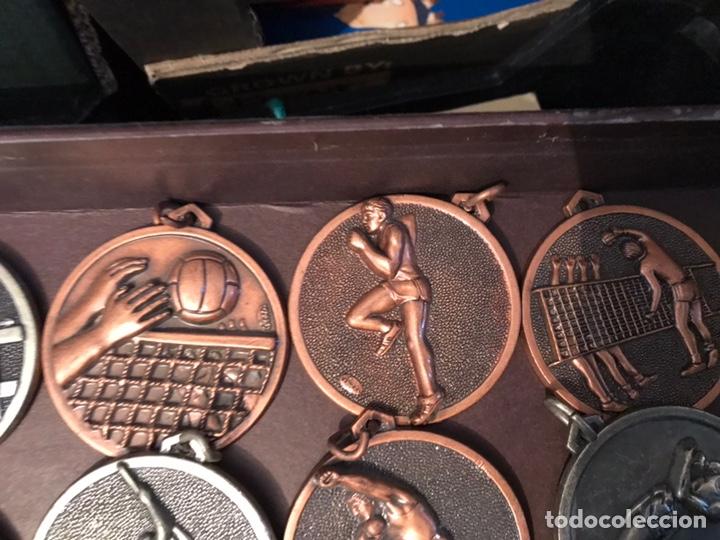 Coleccionismo: Medallas deportivas. - Foto 10 - 152718576