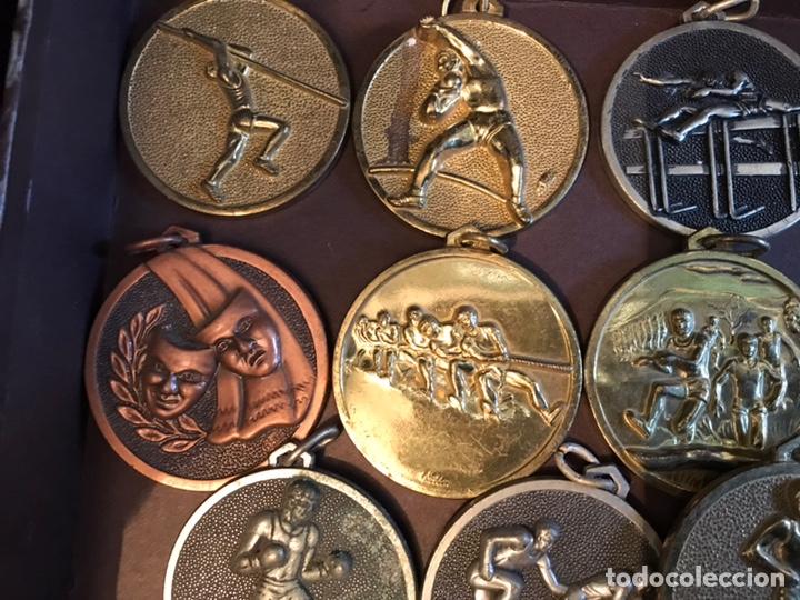 Coleccionismo: Medallas deportivas. - Foto 14 - 152718576