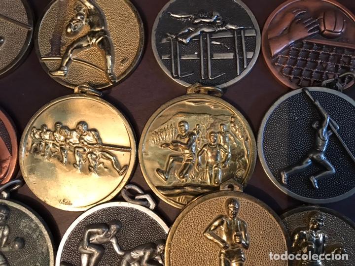 Coleccionismo: Medallas deportivas. - Foto 15 - 152718576