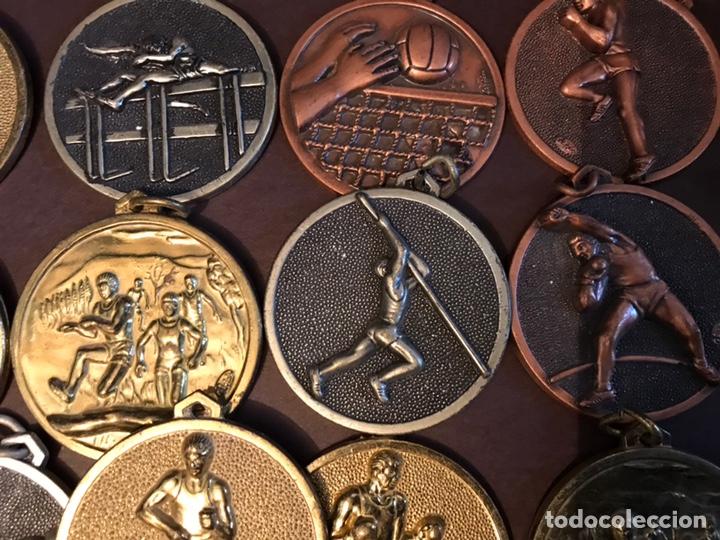 Coleccionismo: Medallas deportivas. - Foto 16 - 152718576