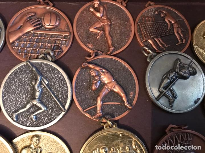 Coleccionismo: Medallas deportivas. - Foto 17 - 152718576