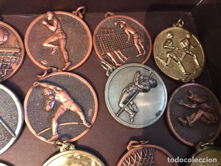 Coleccionismo: Medallas deportivas. - Foto 18 - 152718576