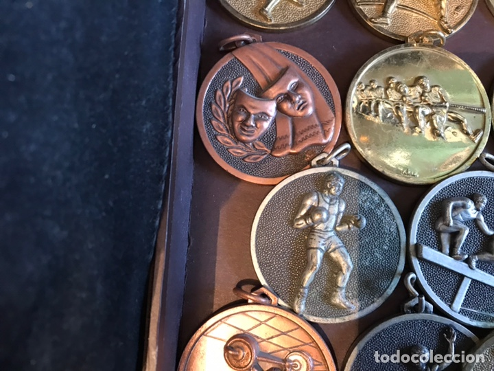 Coleccionismo: Medallas deportivas. - Foto 20 - 152718576