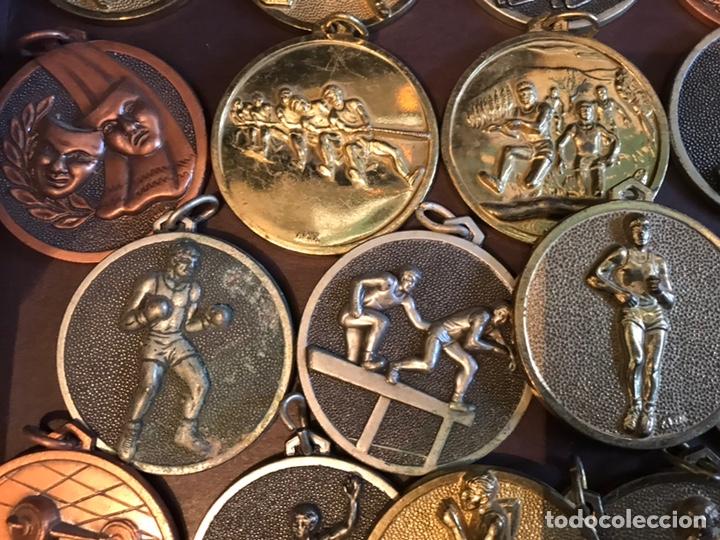 Coleccionismo: Medallas deportivas. - Foto 21 - 152718576